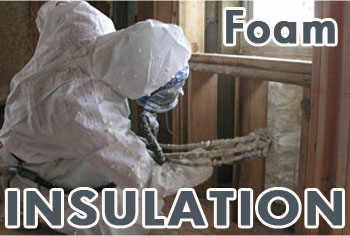 foam insulation in OK